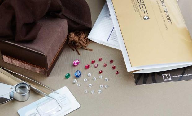 David Mann — Bijoutier à Liège - Sélection et expertise de pierres précieuses : saphir, rubis, émeraude, diamant certificat évaluation