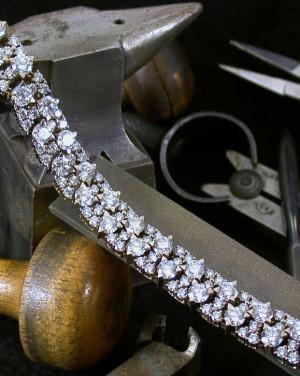 David Mann — Bijoutier à Liège - Sertissage diamants création de bijoux