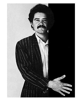 David Mann — Bijoutier à Liège - Portrait Robert Brandy 1988