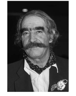 David Mann — Bijoutier à Liège - Portrait Jean Tinguely