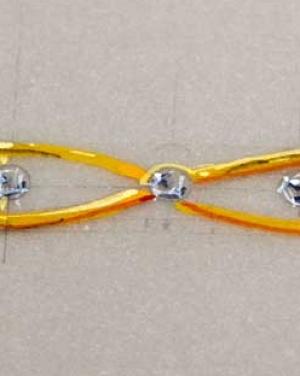 David Mann — Bijoutier à Liège - Projet de bijou or jaune or blanc et diamant par David Mann à Liège