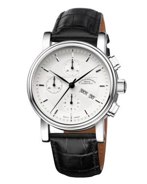 David Mann — Bijoutier à Liège - Mühle Teutonia II Chronograph
