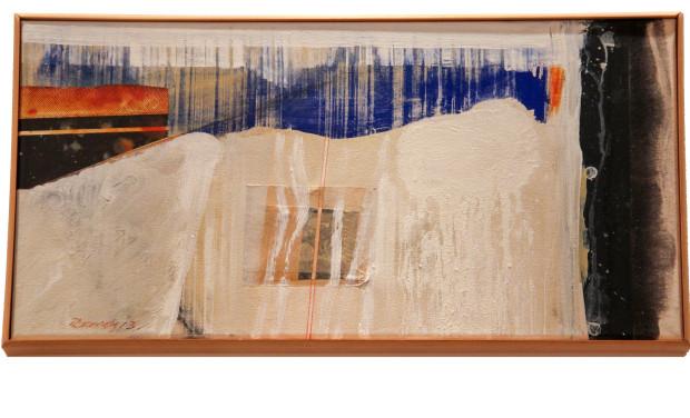 David Mann — Bijoutier à Liège - Robert Brandy tableau